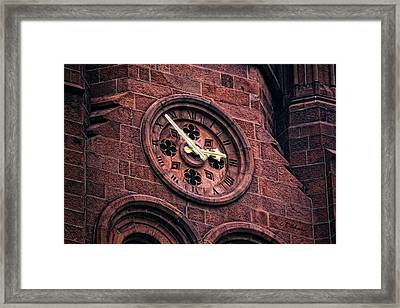 Two Fifty Three Framed Print by Christopher Holmes