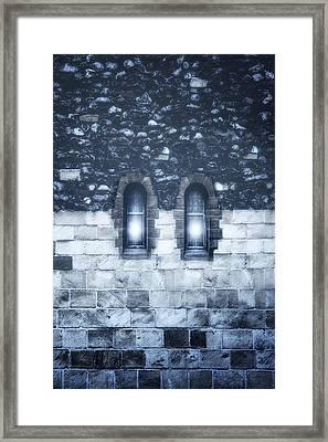 Two Windows Framed Print by Joana Kruse