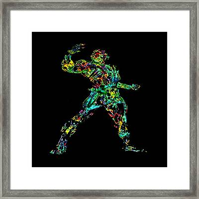 Ultron Framed Print by Brian Reaves