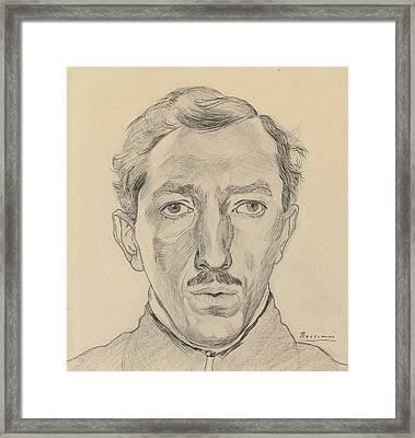 Umberto Boccioni Framed Print by Umberto Boccioni
