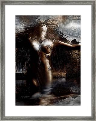 Unchain My Heart Framed Print by Carol Cavalaris