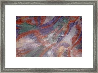 Unclaimed Talent  Framed Print by Paula Andrea Pyle