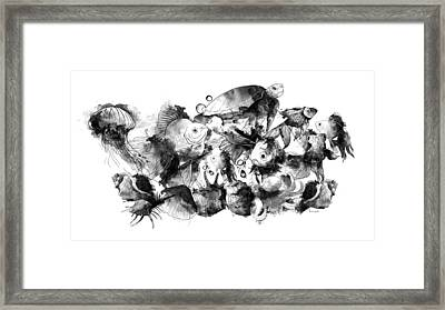 Under The Sea Framed Print by Mark Taylor