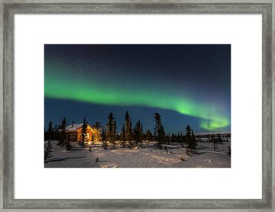 Under the spell framed print by patrick endres
