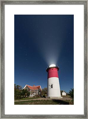 Under The Stars Framed Print by Bill Wakeley
