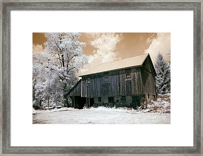 Underground Railroad Slave Hideout Framed Print by Paul W Faust -  Impressions of Light