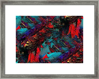 Underwater World Framed Print by Natalie Holland