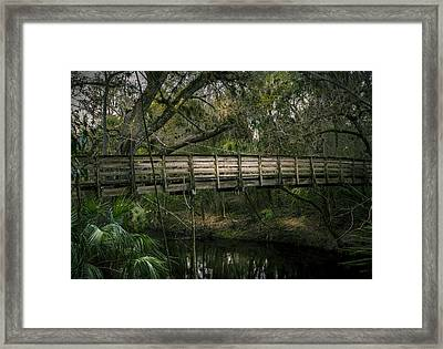 Undisturbed By Time Framed Print by Marvin Spates