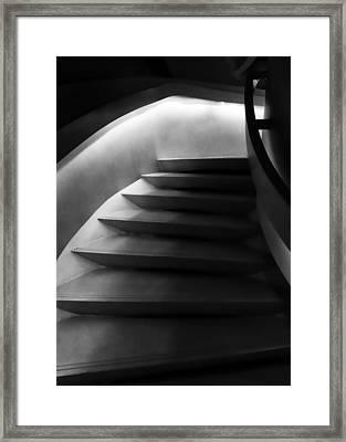 Undulating  Framed Print by Jessica Jenney