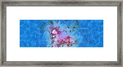 Unextractable Strategy  Id 16100-010754-67381 Framed Print by S Lurk