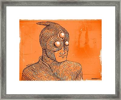 Unicorn Framed Print by Paulo Zerbato