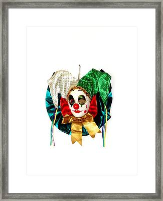 Uninspired Framed Print by Donatella Muggianu