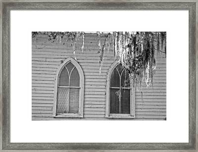 Unity Framed Print by Toni Hopper