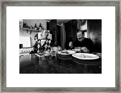 Untitled Framed Print by Alessio Bongiorni