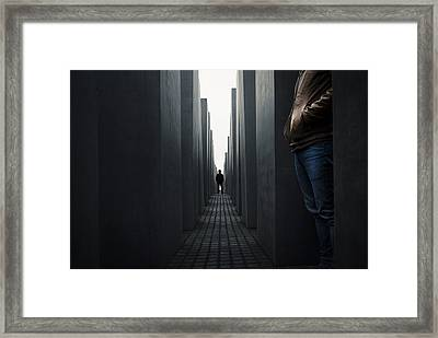 Untitled Framed Print by Carlo Tonti