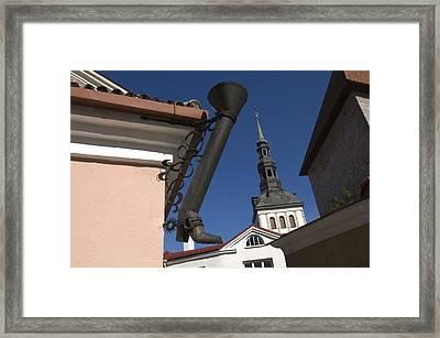 Untitled Framed Print by Keenpress
