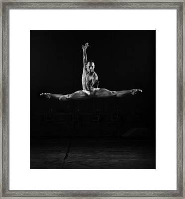 Untitled Framed Print by Michael Groenewald
