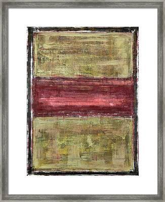 Untitled No. 21 Framed Print by Julie Niemela