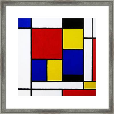 Untitled Framed Print by Oliver Johnston