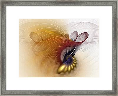 Untitled Study No.601 Framed Print by NirvanaBlues