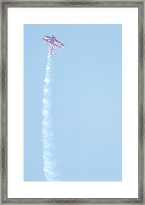 Up Up And Away Framed Print by Caryl J Bohn