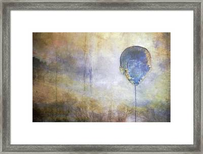 Up Up And Away... Framed Print by Scott Norris