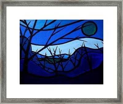 Upstate Framed Print by Jason Charles Allen