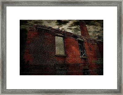 Urban Decay Framed Print by Scott Hovind