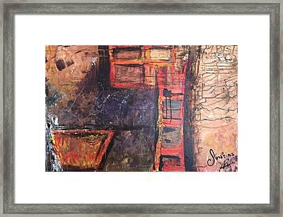 Urban Soul Framed Print by Mahlia Amatina