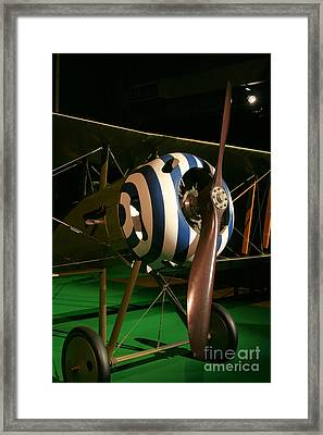 Usaf Museum Wwi Framed Print by Tommy Anderson