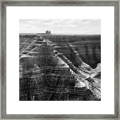 Utah Outback 14 Framed Print by Mike McGlothlen