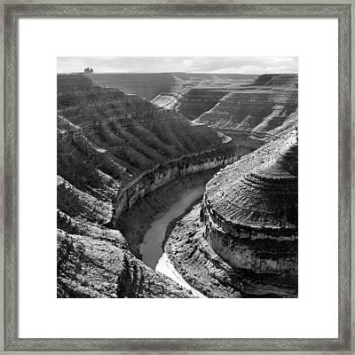 Utah Outback 15 Framed Print by Mike McGlothlen