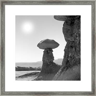 Utah Outback 19 Framed Print by Mike McGlothlen