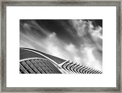 Valencia 1 Framed Print by Rod McLean
