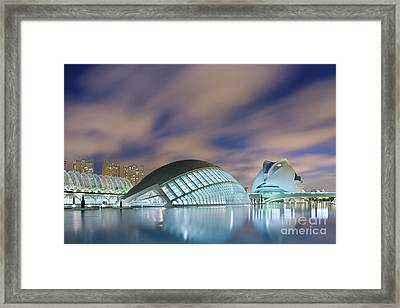 Valencia 2 Framed Print by Rod McLean