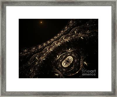 Value Framed Print by Steve K