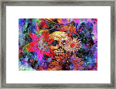 Vanitas Framed Print by Jeff  Gettis
