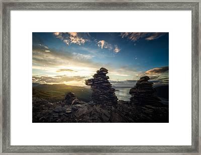 Vardan Framed Print by Tor-Ivar Naess