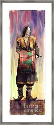 Varius Coloribus  Abul Framed Print by Yuriy  Shevchuk