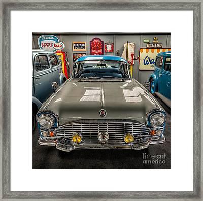 Vauxhall Cresta Pa Framed Print by Adrian Evans
