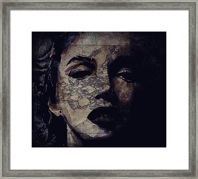 Veil Of Secrecy Framed Print by Paul Lovering