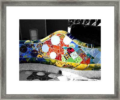 Vein Framed Print by Roberto Alamino