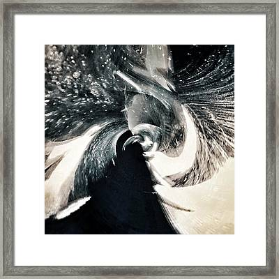 Velocity  Framed Print by Philip Openshaw