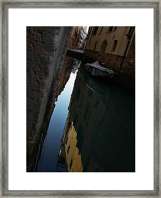 Venice-14 Framed Print by Valeriy Mavlo
