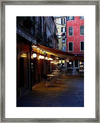Venice-18 Framed Print by Valeriy Mavlo