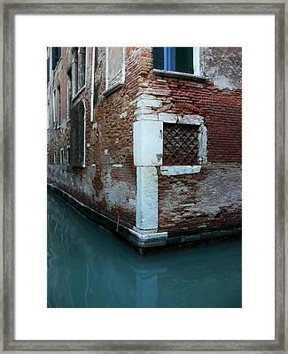 Venice-20 Framed Print by Valeriy Mavlo