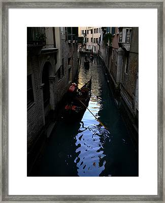 Venice-3 Framed Print by Valeriy Mavlo