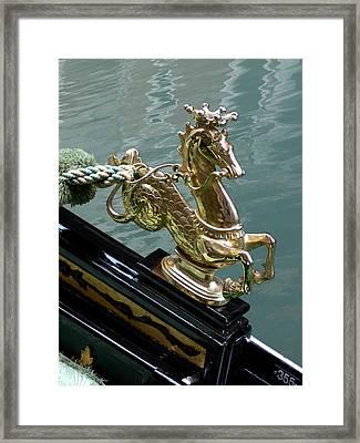 Venice-6 Framed Print by Valeriy Mavlo