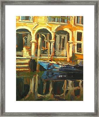 Venice Framed Print by Brian Simons