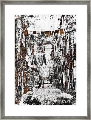 Verona Italy Framed Print by Frank Tschakert